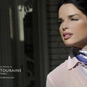 ANNE TOURAINE ParisHC70Violet