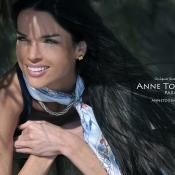 ANNE TOURAINE ParisBM70Blue